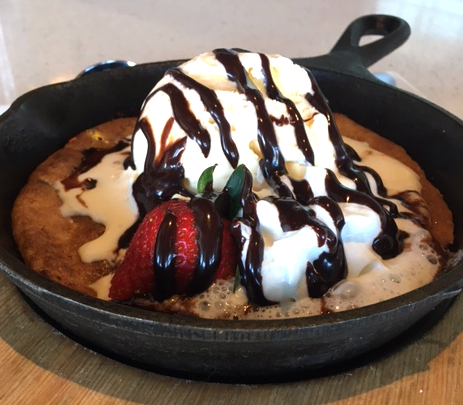 Pizookie M and M